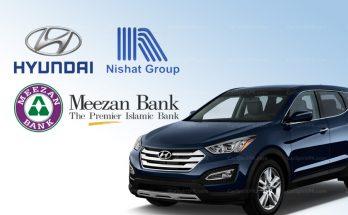 Meezan Bank Signs Agreement with Hyundai-Nishat 10