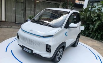 Changan Unveils Nio-II EV Ahead of Debut 6