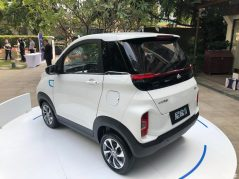 Changan Unveils Nio-II EV Ahead of Debut 8