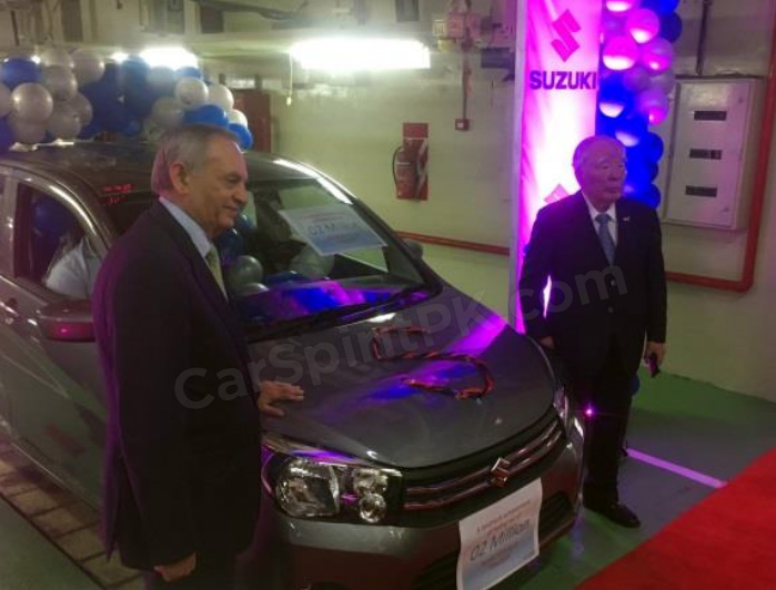 Pak Suzuki Achieves 2 Million Units Production Milestone in Pakistan 2
