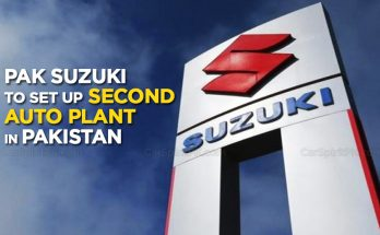 Pak Suzuki to Set up Second Auto Manufacturing Plant 13