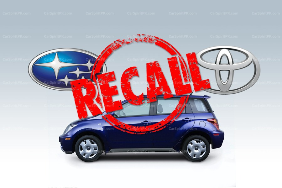Subaru and Toyota to Recall Over 400,000 Vehicles for Potentially Dangerous Defect 9