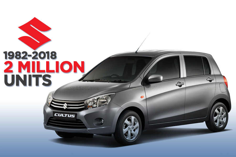 Pak Suzuki Achieves 2 Million Units Production Milestone in Pakistan 7