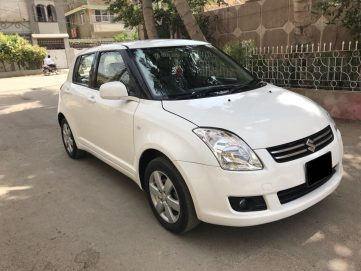 Which One to Buy: Suzuki Swift or FAW V2 7