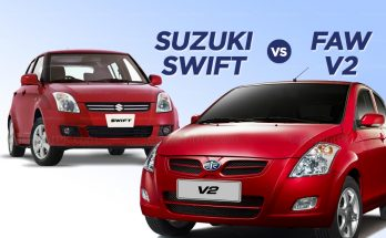 Which One to Buy: Suzuki Swift or FAW V2 20