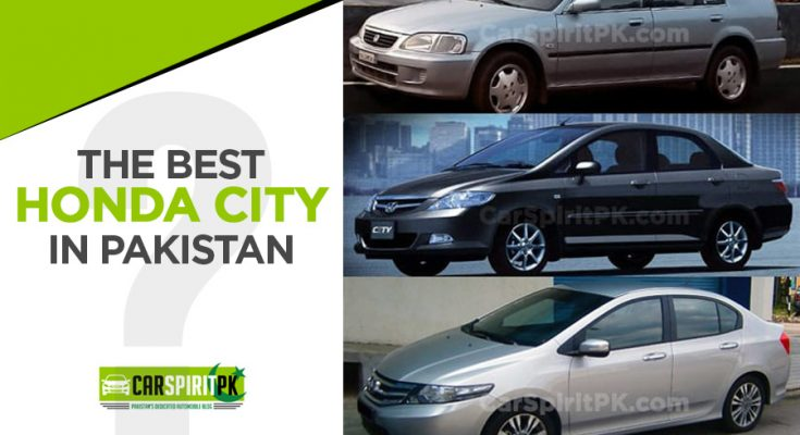 The Best Honda City in Pakistan 1