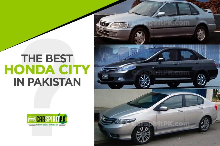 The Best Honda City in Pakistan 2