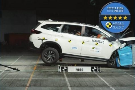 Toyota Tops ASEAN NCAP Grand Prix Awards 2018 4