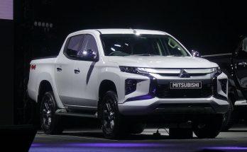 2019 Mitsubishi Triton Facelift Launched 2