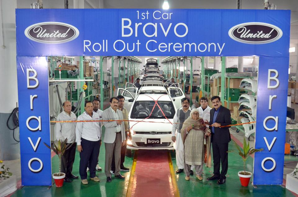 First Local Assembled United Bravo Rolls Off the Assembly Lines 3