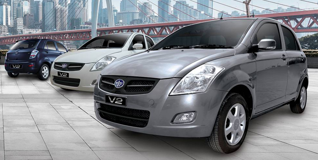 Which One to Buy: Suzuki Swift or FAW V2 6