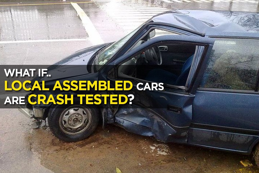 What if Local Assembled Cars are Crash Tested? 1