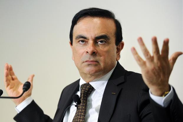 Mitsubishi Removes Carlos Ghosn as Chairman 1