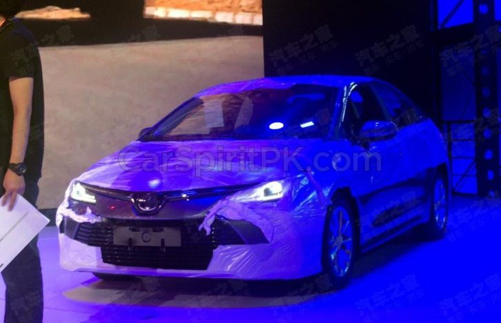 All New Toyota Corolla Altis Leaked Ahead of Debut 5