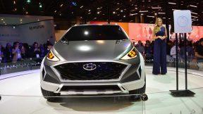 Hyundai Showcases New Saga EV Crossover Concept 5