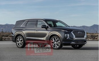 Hyundai's Flagship Palisade SUV Leaked Ahead of Debut 3