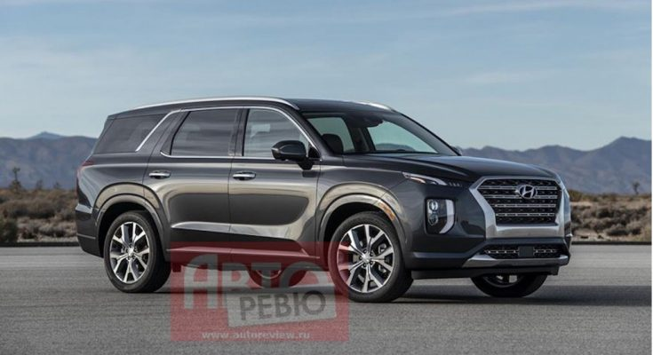Hyundai's Flagship Palisade SUV Leaked Ahead of Debut 1