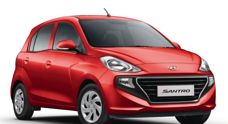 Hyundai to Halt Santro Bookings Due to Surprising Response 1