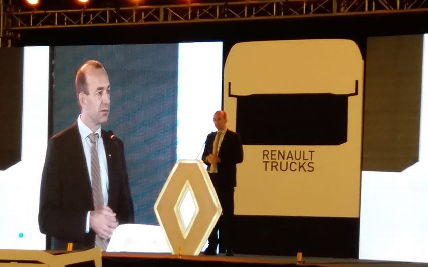 Ghandhara Nissan Launches Renault Trucks In Pakistan 9