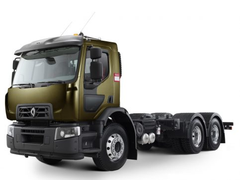 Ghandhara Nissan Launches Renault Trucks In Pakistan 5