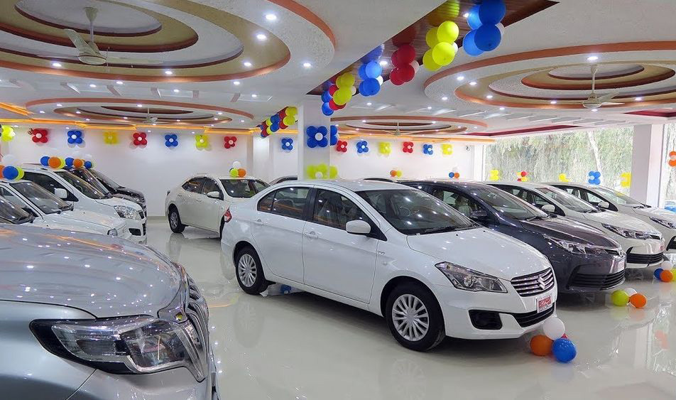 Tax Drive Blamed for Decline in Car Sales 2