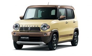Suzuki Hustler Wanderer Special Edition Launched in Japan 3