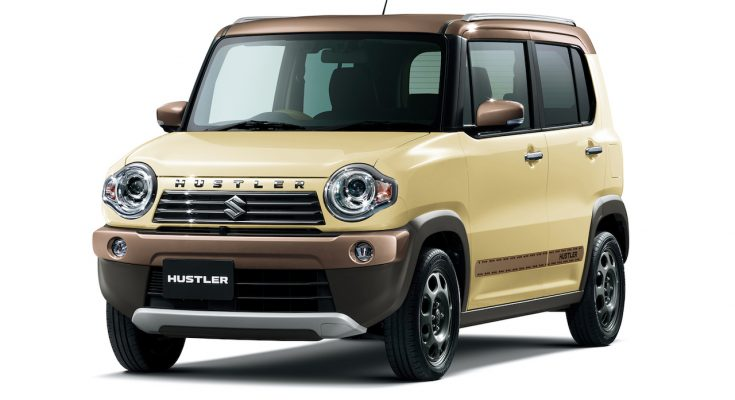 Suzuki Hustler Wanderer Special Edition Launched in Japan 1