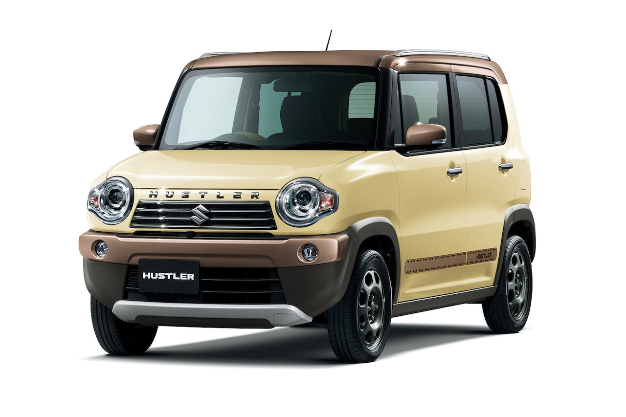 Suzuki Hustler Wanderer Special Edition Launched in Japan 2
