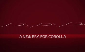 Next Gen Toyota Corolla Altis Teased Ahead of Debut 20
