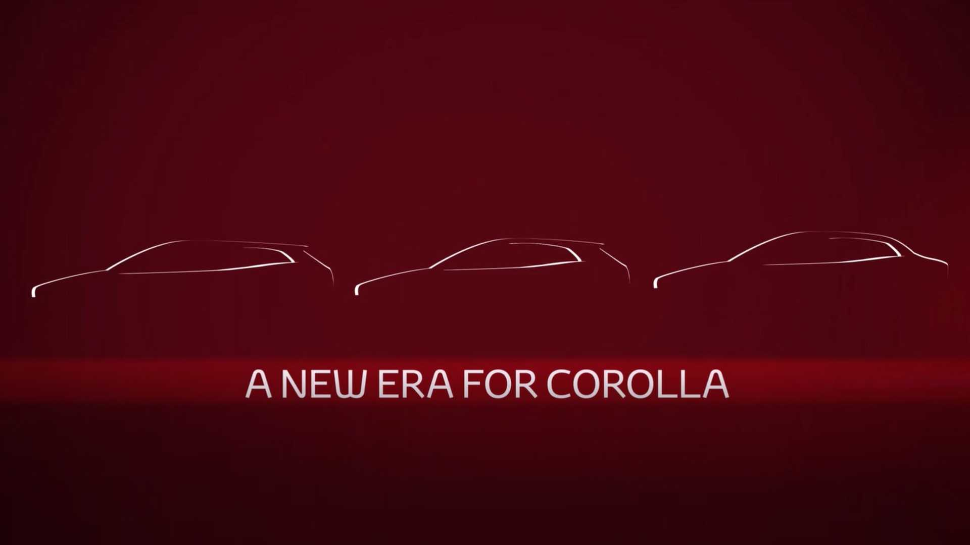 Next Gen Toyota Corolla Altis Teased Ahead of Debut 1