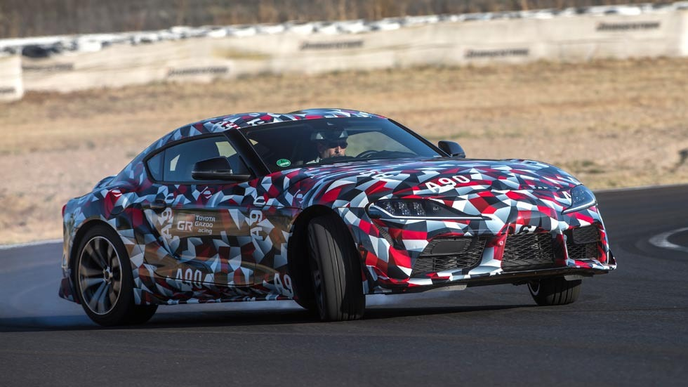 All New Toyota Supra to Debut at 2019 NAIAS in January 8