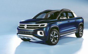 VW Unveils its New Tarok Pickup Concept 11