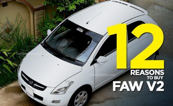 12 Reasons to Buy FAW V2 32