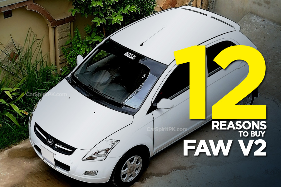 12 Reasons to Buy FAW V2 1