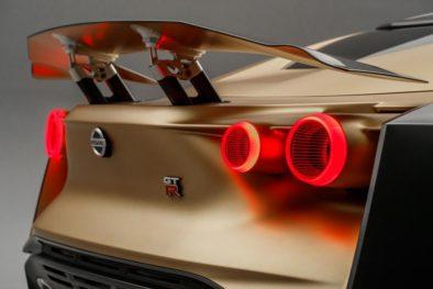 Production Version of EUR 1 Million Nissan GT-R50 Revealed 17