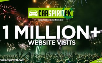 CarSpiritPK Achieves 1 Million Website Visits Milestone 8