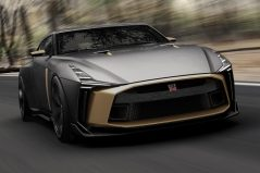 Production Version of EUR 1 Million Nissan GT-R50 Revealed 8