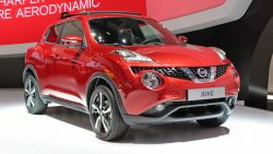 Next Generation Nissan Juke Teased Ahead of Debut 5