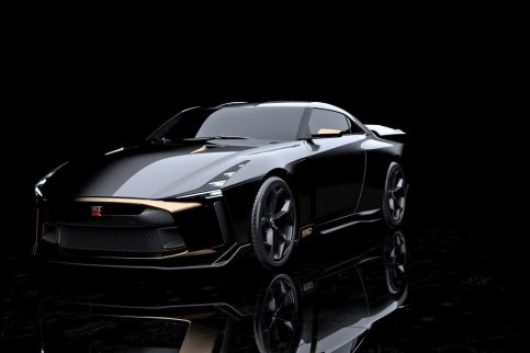 Production Version of EUR 1 Million Nissan GT-R50 Revealed 25