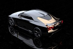 Production Version of EUR 1 Million Nissan GT-R50 Revealed 27