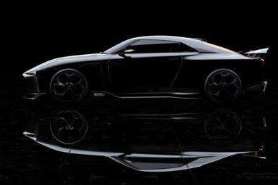 Production Version of EUR 1 Million Nissan GT-R50 Revealed 25