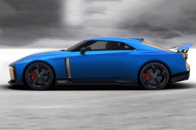Production Version of EUR 1 Million Nissan GT-R50 Revealed 3