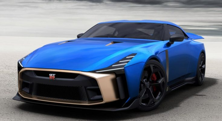 Production Version of EUR 1 Million Nissan GT-R50 Revealed 1