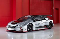 The 322hp Nissan Leaf Nismo RC Electric Race Car Revealed 3