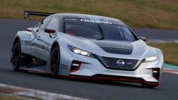 The 322hp Nissan Leaf Nismo RC Electric Race Car Revealed 9