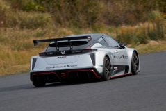 The 322hp Nissan Leaf Nismo RC Electric Race Car Revealed 12