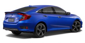 2019 Honda Civic Facelift Launched in Thailand 16