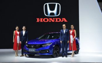 2019 Honda Civic Facelift Launched in Thailand 7