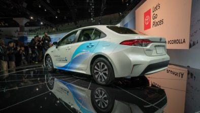 How Will the Next Generation Toyota Corolla for Pakistan Look Like? 10