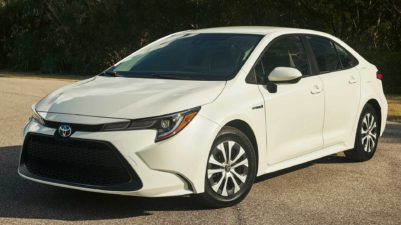 12th Gen Corolla Gets Exceptional EPA Fuel Economy Figures 1